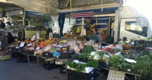 markt Le Cascine Firenze