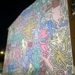 Tuttomondo van Keith Haring in Pisa