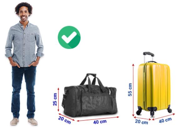 bagage Ryanair
