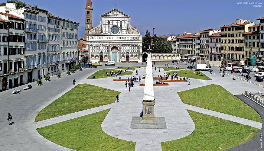 Firenze-Piazza Santa Maria Novella