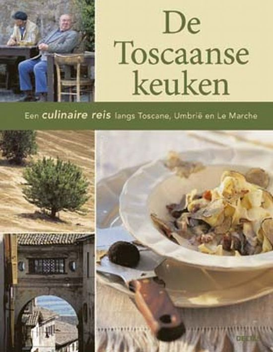 De Toscaanse keuken