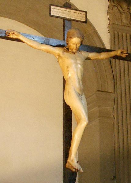 Santo Spirito-Michelangelo-Christusbeeld