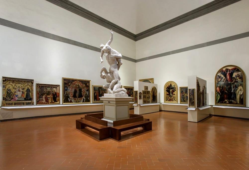 Galleria dell'accademia Florence