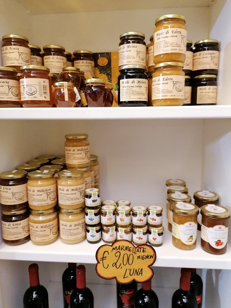 cantina del Valdarno honing
