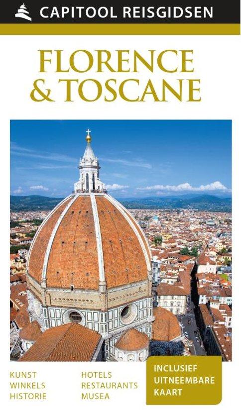 capitool reisgids Florence en Toscane