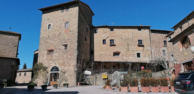 Castello di Volpaia Radda in Chianti