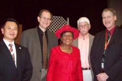Making African-American history in Polk