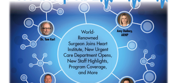 On the Pulse: World-renowned surgeon joins heart institute