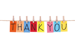 PCMA Letter: 'Thank you' can make all the difference