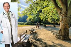 Making senior health a walk in the park