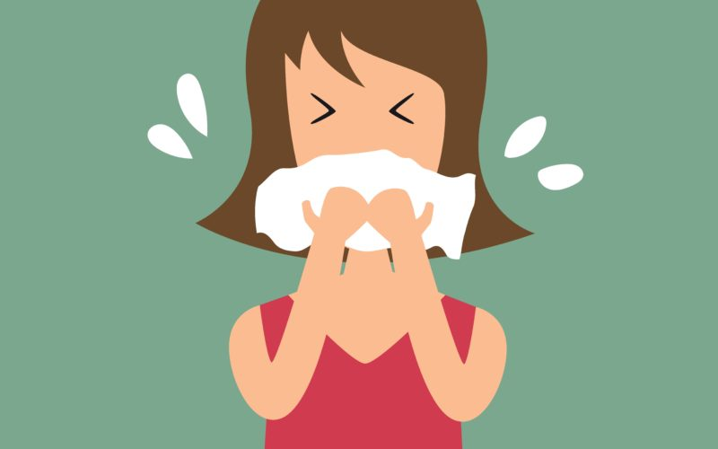 Pop Quiz: Is It Chronic Cough Due to Allergies, or Something Else?
