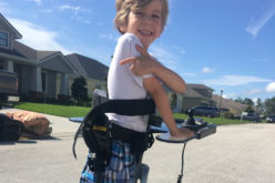 Beating the Odds: Asher Camp Battles a Spinal Disease while his Mother Advocates for Others who are Suffering