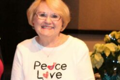 Pattie Johnson, LVIM's 2018 Volunteer of the Year