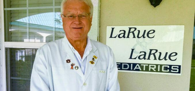 Medical Memoirs: Dr Eric LaRue