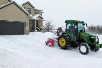 Anchorage Snowblowing