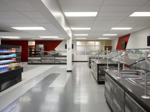Calumet High School Cafeteria