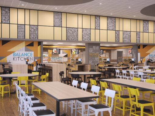 Warren High School Cafeteria