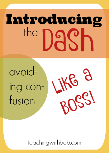 Introducing the Dash