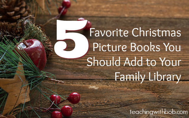 Here is a small collection of Christmas picture books that rise above all the rest -- add them all to your family library and enjoy them for years to come!