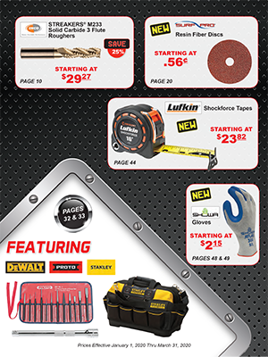 NOW ONLINE: View our Quaterly Sales Flyer!