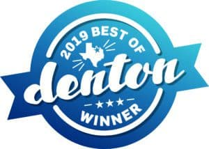 Best of Denton Winner 2019