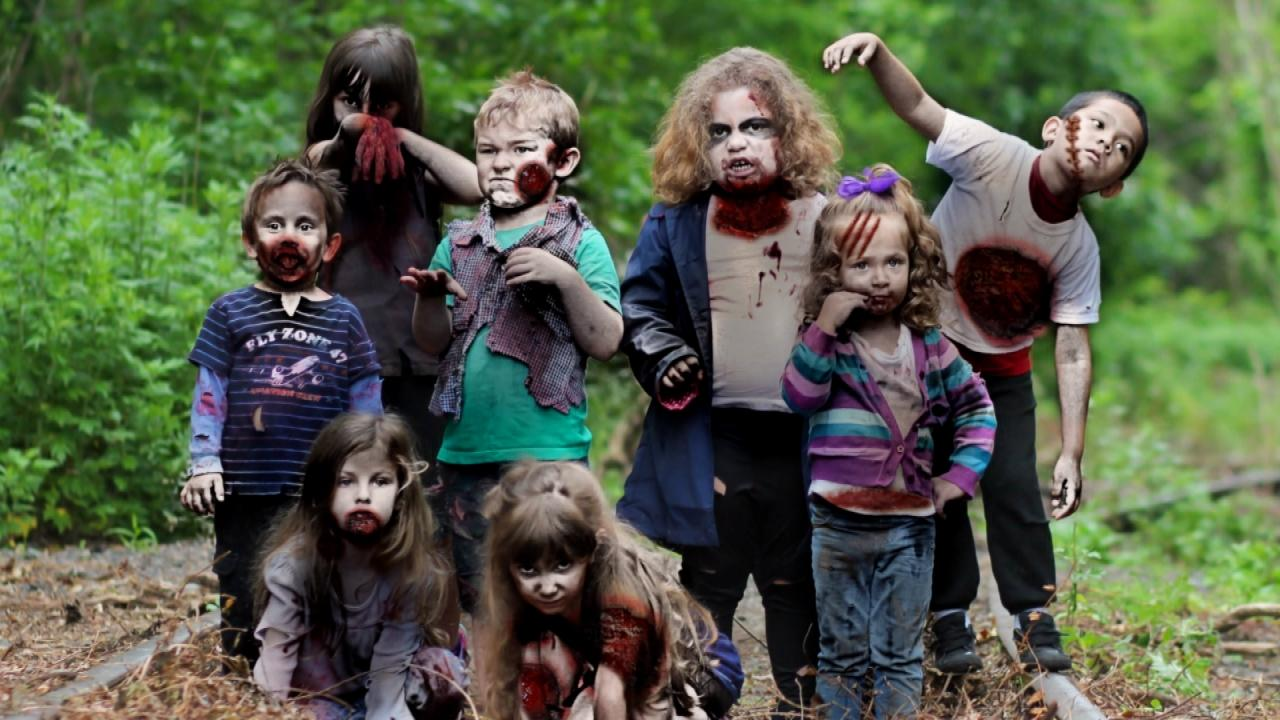 Photo of 'Walking Dead' Kids Photos Causes Uproar On Internet