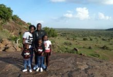 Photo of Beautiful Photos Of Eliud Kipchoge With His wife And Kids