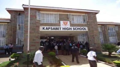 Photo of 'Sexy And Hot' Female Teacher Caught Having Sex With Male Student At Kapsabet Boy Teachers' Quarters