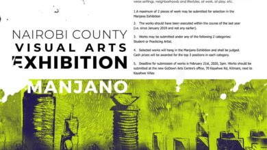 Photo of Call For Artists Expressions At The GoDown Nairobi