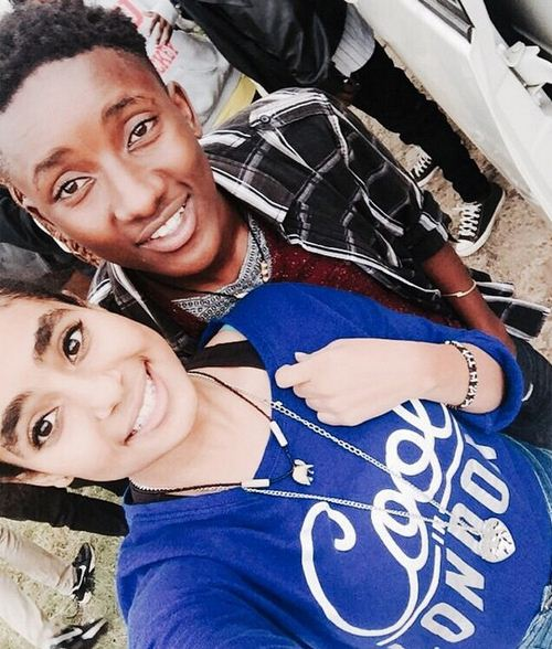 Photo of Kenyan Celeb Couples Under 24 Years Old