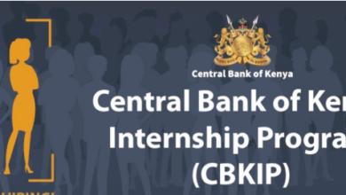 Photo of Apply For CBK Paid Internship Program