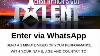 Photo of Register For East Africa Talent Contest