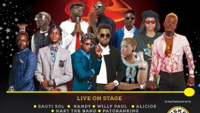 Photo of Top 10 Madaraka Holiday Music Concerts To Attend