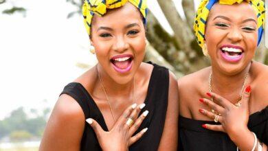 Photo of 10 Cute Photos Of Joyce Omondi With Her Better Look Alike 'Twin'