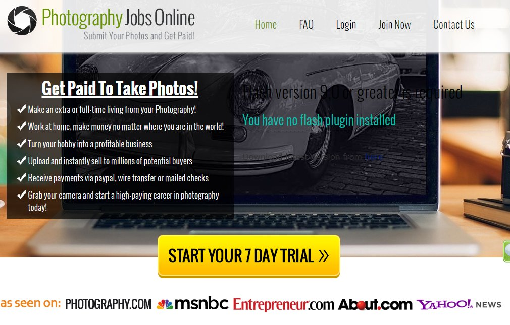 Photo of Get Paid When You Take Photos Today