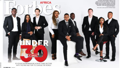 Photo of Full List Of Forbes Africa 30 Under 30 In 2019