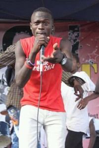 Jully mwanakochi perform