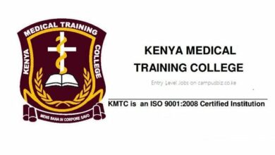 Photo of KMTC Hiring In 7 Sections