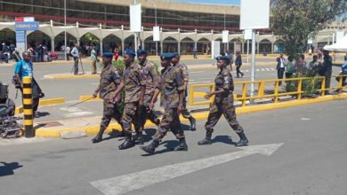 Photo of Why KDF Was Deployed At Bedevilled JKIA