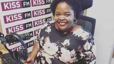 Photo of Linda Nyangweso Struts Her Massive Assets In Plus-Size Bikini