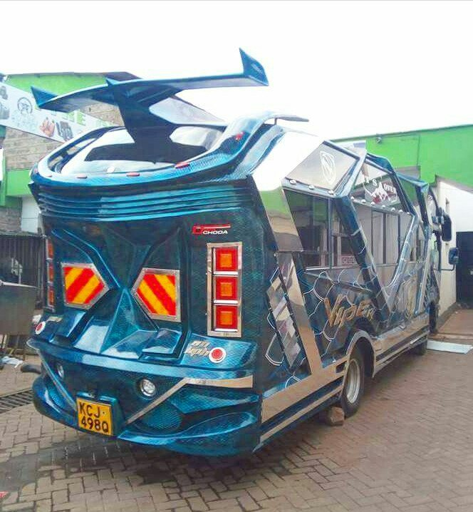 Photo of Matatu Design Competition Is Currently Open For Submission