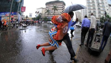 Photo of Heavy Rains In Nairobi Pours Excess Blessings