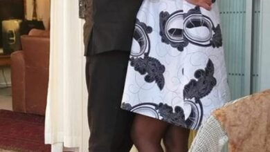 Photo of Chemistry Photos Of Gladys Boss Shollei With Her White Boyfriend