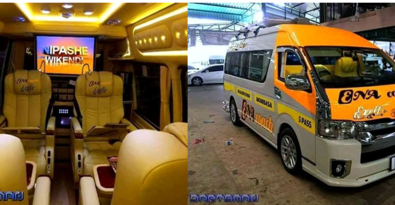 Photo of 10 New Matatus That Would Make You Forget Car Keys
