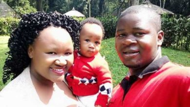 Photo of Check Out Photos Of Comedian Mchungaji With Cute Family