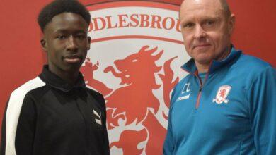 Photo of English Based Club Middlesbrough Sign Promising Young Kenyan Gitau