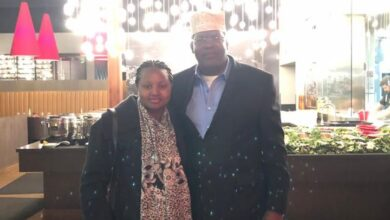 Photo of Miguna Miguna Steps Out With Cute Wife And Adorable Daughters