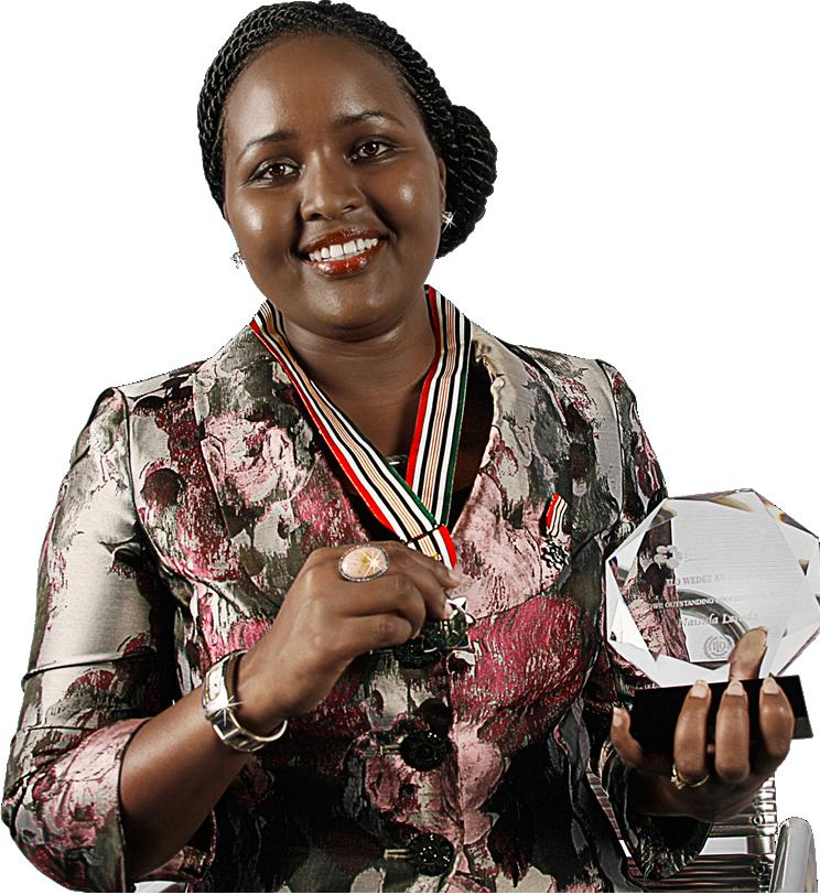 Photo of Naisula Nominated For A Prestigious International Award