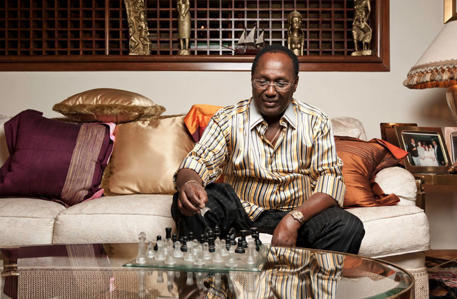 10 Things You Don't Know About Chris Kirubi