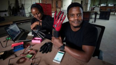 Photo of Innovator Puts Kenya On World Map With Smart Gloves Invention